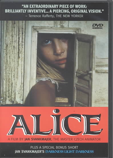 ALICE BY SVANKMAJER,JAN (DVD)